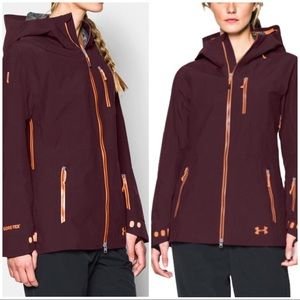 NWT Under Armour Nimbus Gore-Tex coat medium